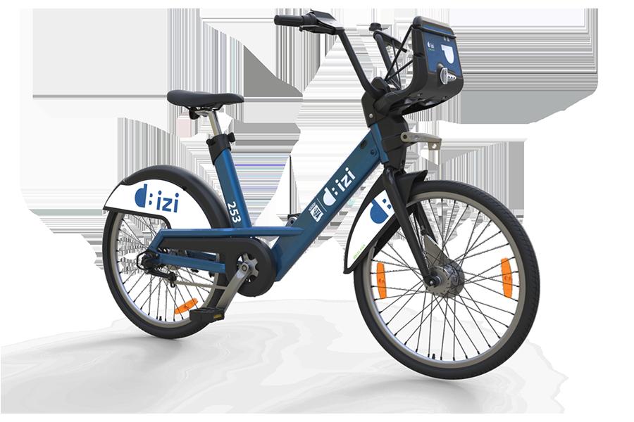 bicicleta mecánica